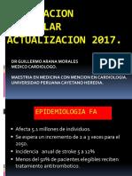 6. Fibrilación Auricular Actualización 2017