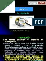 MT_ UNIDAD 2.3 HIPOTESIS.ppt