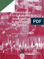 America Latina en busca de la gobernabilidad, la seguridad y la defensa.pdf