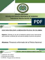 1.Presentacion Mediacion Policial