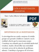 254046721-Introduccion-a-Investigacion-Educativa.pptx