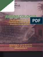 MC AA1 Agroecologia Disciplina Estudio Desarrollo Sistemas Sostenibles Produccion Agropecuaria