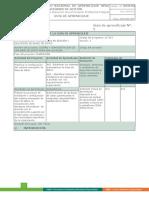 Actividad de Proyecto 2 Planificar La Configuración Del Sistema Manejador de Base de Datos