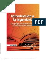 Introducción a La Ingeniería Una Perspectiva Desde... ---- (Portada)