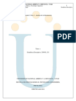 Unidad 2- Paso 3 - Análisis de La Información