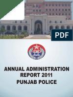 Spu Annual Admin Report-2011