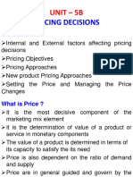 5B. Pricing Decisions.ppt