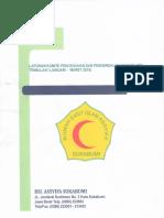 Laporan Kegiatan Komite PPI Setiap Triwulan (Akhir)