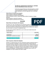 Freddy Ferrer Es Subgerente de La Empresa Picarocas Ltda Devengando Un Salario