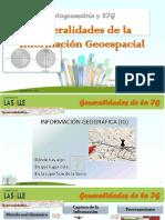 5. Generalidades de La IG