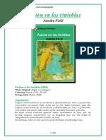 Pasion Enlas Tinieblas - Sandra Field