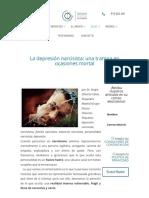 Depresión Narcisista_ Una Trampa a Veces Mortal _ Grupo Doctor Oliveros