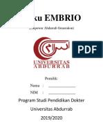 7830_Buku Embrio 2019