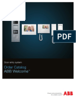 ABB Welcome Order Catalog
