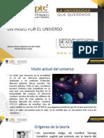 Diapositivas El Universo