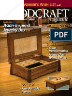 Woodcraft Magazine - Issue #068 - Dec, .Jan 2016 - Build This Asian-Inspired Jewelry Box