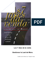 7 Faces de La Venta - Portugues