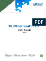 TRBOnet Swift CPS User Guide v1.7