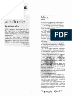 Manila Standard, Oct. 15, 2019, Palace snipes at traffic critics.pdf