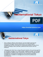 Nainternational Tokyo