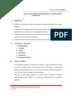 PRÁCTICA DE LABORATORIO Nº 03. Movimiento Rectilíneo con Aceleración Constante. Física de los Cuerpos Rígidos. Ciclo 2019 - II-convertido.docx