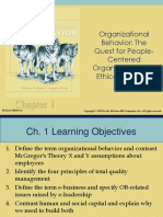 Chap_001. Organizational Behavior