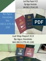 WA 0813.270.43.100, Jual Cover Raport TK di Nias  Barat Sumatra Utara