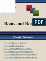Roots and Radicals