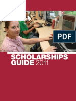 2011 Scholarships Guide