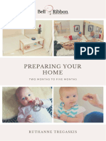 BABY - Preparing Your Home (2-5 Months)