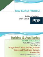 Turbine & Auxilaries