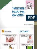 Cls. 5 Promociòn Salud Del Lactante