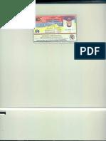 Licencia 0001