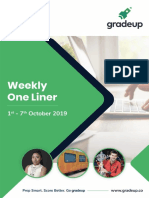 Weekly Oneliners 1st to 7th Oct Eng 61