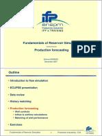 5.1.Production Forecast