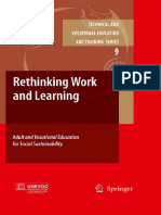 (Technical and Vocational Education and Training_ Issues, Concerns and Prospects 9) Peter Willis, Stephen McKenzie, Roger Harris (Auth.), Peter Willis, Stephen Mckenzie, Roger Harris (Eds.)-Rethinking