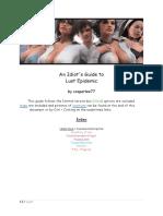 Lust Epidemic Guide 0.92