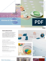 Kitchen & Tabletop S S 19 in Touch
