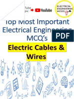 Electrical Cables and Wires PDF