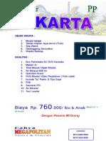 Paket Jakarta Pp