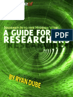 Journey Into the Hidden Web a Guide for New Researchers