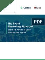 Event Marketing Playbook 2