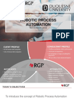 04 Robotic Process 2018