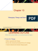 Ch 13 Managing Change and Innovation.ppt