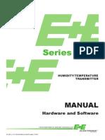 EplusE EE31 Manual