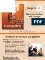 Managing Strategy & Strategic Planning