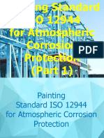 Iso 12944 Painting Systems for Atmospheric Corrosion Cotntrol Part 1