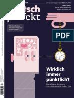 Deutsch Perfekt - April 2019