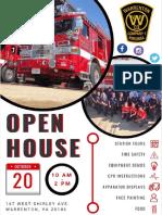 Warrenton Volunteer Fire Co. Open House 2019