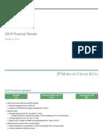 JPM Q3 2019 Presentation